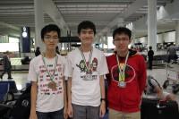 ���次代表�港�席IOI�中���栢��學(左)��次代表�港�中���維濱�學(中)��以第61�62���賽�, ��港奪��������港�並奪���������