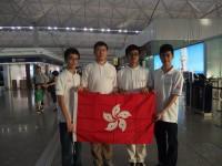 中�正�����學 (��) ��代表�港�席�澳����第25�����奧���競賽