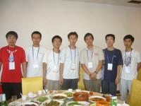 與中國OI界的高手交流