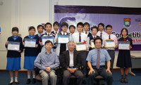 CCC2011 得獎者大合照