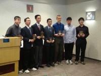 CCC 2012 ��榮�����學��, ��大�������學��維濱�學��2012年9���代表��大�中��港�席��大����IOI 2012