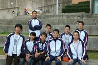 The greatest PCOI Team on HKOI 2008 prize presentation ceremony