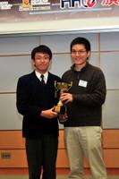 六愛陳栢熙同學獲高級組金獎