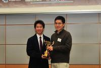 六望郭卓恆同學獲高級組金獎