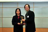 五正吳彥琪同學獲高級組銀獎