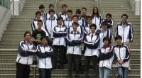 PCOI team photo Mark-III ���港中�大學2014��禮