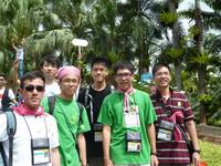 2011香港隊全家福