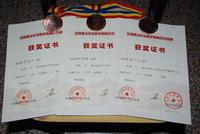 三位培正同學不負眾望, 全部為港隊奪得難能可貴的銅獎